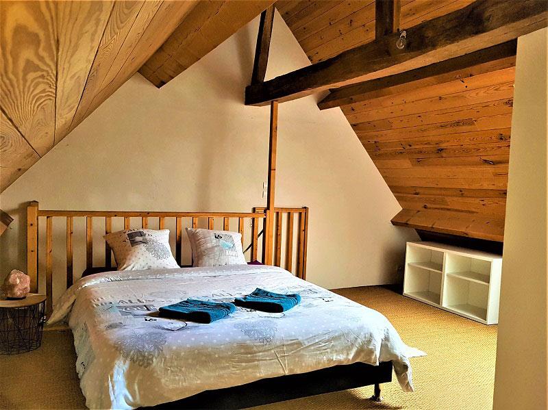 Gîte Les 3 Escales - Chambres d'hôte à Mosnes